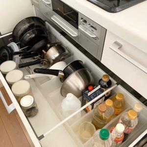 年末の大掃除、キッチン続き♪
