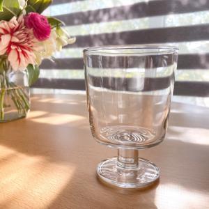 IKEA で色んなことに使えそうなグラスを買いました♪