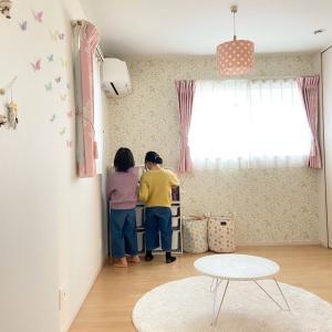 子供部屋のおもちゃ収納の見直し♪小学2年生編