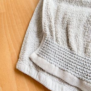 我が家史上一番高価なタオル♪