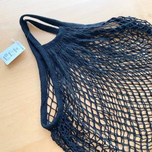 キャンドゥのネットバッグでお買物バッグを収納♪