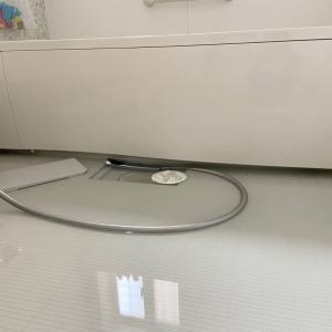 梅雨前にやっておきたい掃除:網戸とサッシ・風呂床とラグの洗濯♪