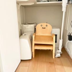 紙袋収納に使うと良い収納用品♪と我が家のベスト動線!