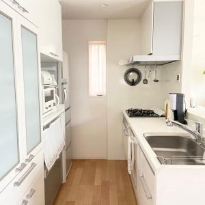 【キッチン】お買物の代償!?モヤモヤを晴らすためにキッチン収納を見直しました!