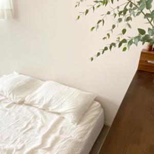 【楽天】買って良かった!寝室のインテリアを格上げしてくれた上質リネン♪