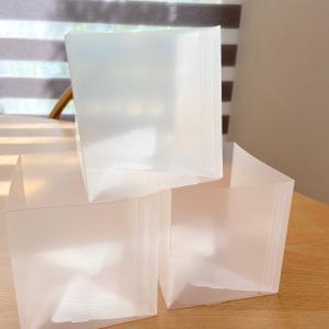 【無印良品】ポリプロピレンシート仕切りボックスのサイズ感を勘違いしました・・・。