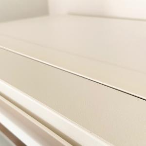 【掃除】ニトリの重曹シートで電子レンジの煙汚れとキッチンシンク磨き♪
