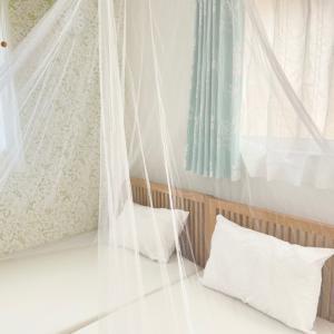【ニトリ】白は汚れやすいけど洗いやすい!寝具はやっぱりニトリ♪