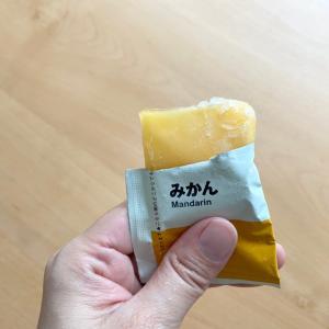 【無印良品】夏のお弁当のお供に!保冷剤の代わりと美味しいデザートに使える1品♪