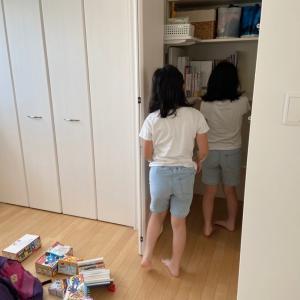 【子供部屋】夏休みに入る前に!子供たちと一緒に整えておきたい場所