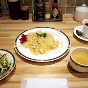カフェ&パスタ「パブロ・カザルス」@JR秋田駅 トピコ3F アキタダイニング内