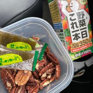 今日の車内食