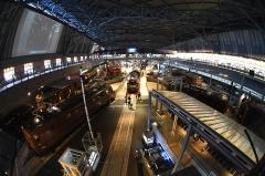 大宮の鉄道博物館でEF66形機を初観察!