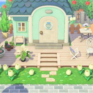 【家・お庭づくり】住民10名の自宅整備☆ミッフィー島