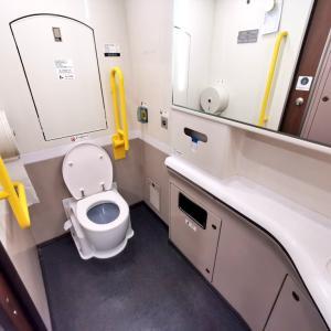 【画像】中国の高速鉄道(中国版新幹線)のトイレの写真がこちら #中国 #新幹線
