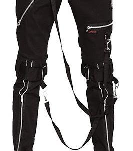 【画像】このズボン買おうと思うんだけど上は何を着れば良いの? #コーデ #ボンテージパンツ