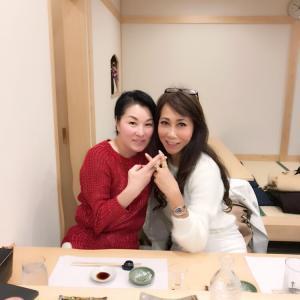 美魔女と和食の師走 Japanese beautiful food