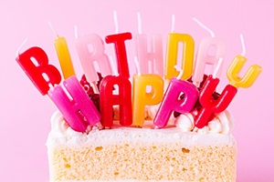 いい年して誕生日プレゼントなんている??