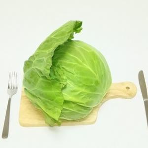 野菜が高騰しても、カット野菜は損。