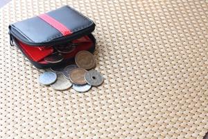 現金で買い物していたら使える現金がなくなった。