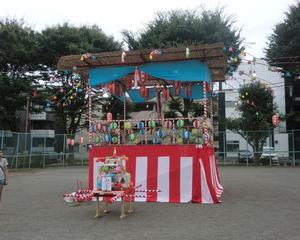 北野町会のお祭り~グループホーム~