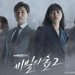 韓国ドラマ『秘密の森 シーズン2』の感想