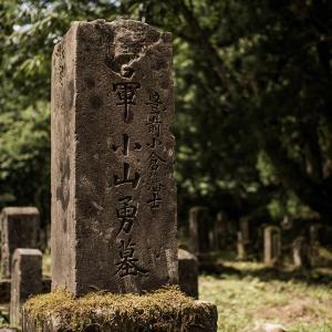諦観の墓地