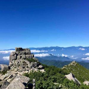 金峰山と瑞牆山(1)