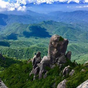 金峰山と瑞牆山(2)