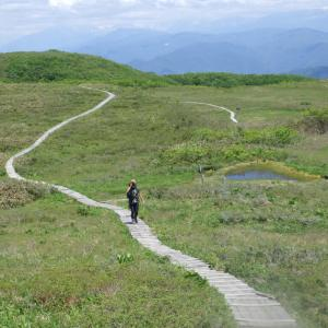 白木峰散策