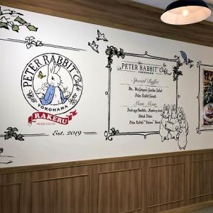 ピーターラビットカフェ 横浜