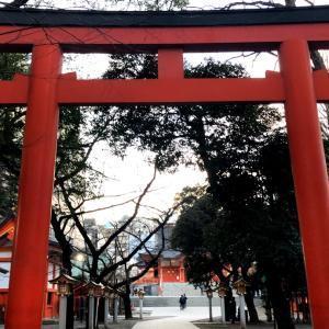 新宿を守り、事業繁栄と商売繁盛をもたらす「花園神社」
