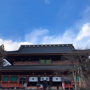 関八州の鬼門を力強く守り続ける「輪王寺」