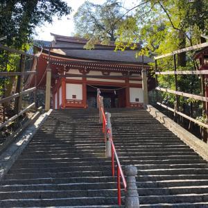 古代吉備国総鎮守 要塞のように強くて気高い「吉備津神社」
