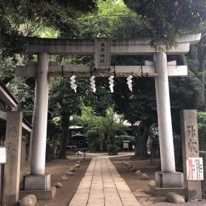 穏やかに癒される日暮里谷中の総鎮守「諏方神社」