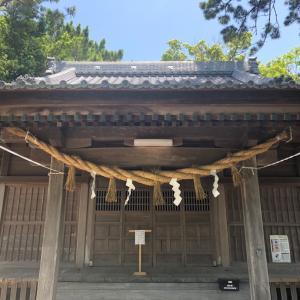 岐佐神社では風が心地よく、とても久しぶりに自分の時間が ここにあるような気がしました。