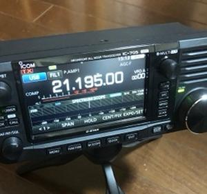 IC705購入