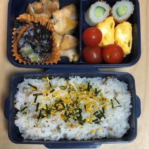 (仮)中学生のお弁当