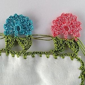 トルコ語で、編み目を数える