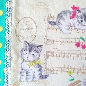 キルトゲイトの子猫ちゃん 楽譜カバー