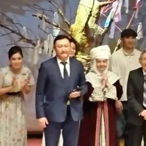 「アクタス村の阿彦ーカザフ人になった日本人」