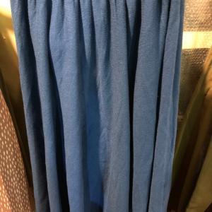 ニットのスカート〜〜〜    ベルト付〜〜〜