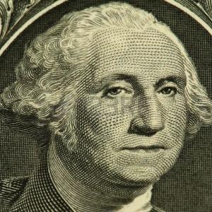 なぜ1ドル紙幣のワシントンは、ふくれっ面をしているのか?