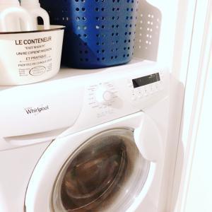 もー!怒 洗濯機トラブル。