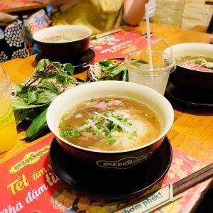 ホーチミン 朝食にフォーベトナム PHO 24