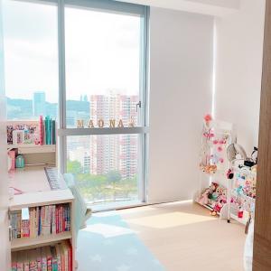 シンガポールコンド 子ども部屋