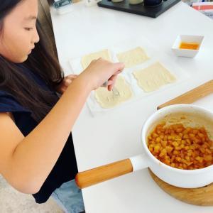 おうち学校。〜無料コンテンツと、母による調理実習〜