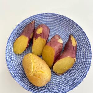 日本のお芋、ドンキのバスチー。笑