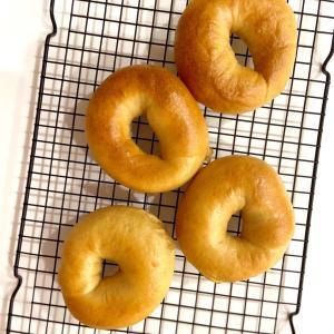 KORU Apple 酵母ベーグル