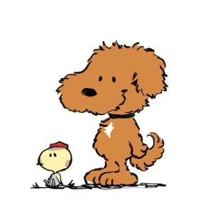 いろんなイラスト漫画アニメタッチでうちの犬を描いてみました。